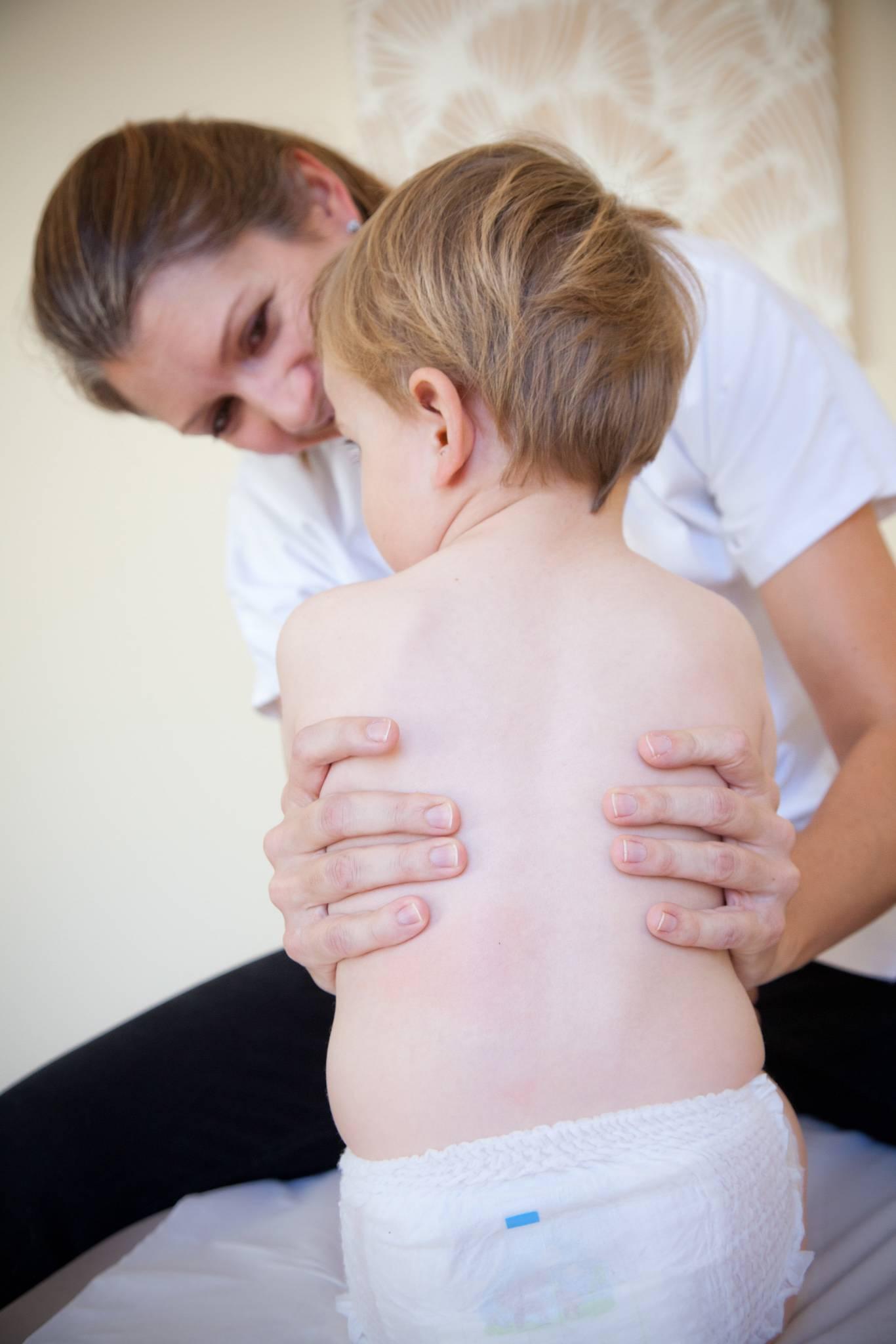 Ostéopathie enfant