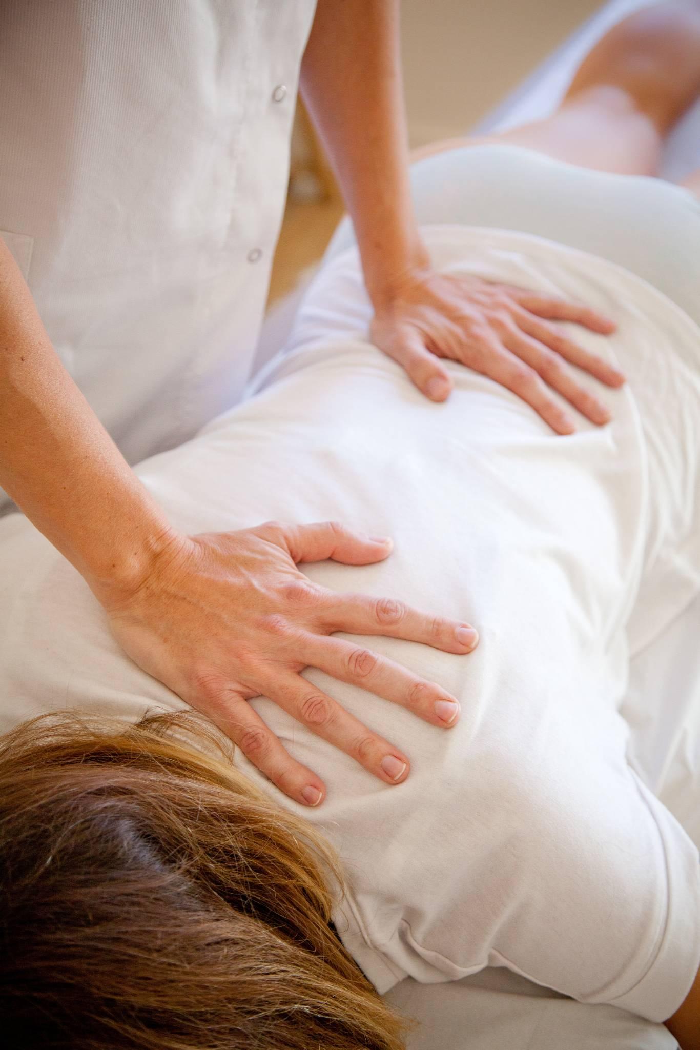 Ostéopathie maux de dos